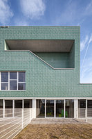 Open elementary and primary school project in Boom | Scuole | Areal Architecten