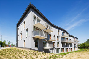 Nursery and Housing HQE Bruyn | Apartment blocks | B612 Associates