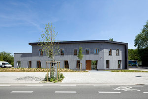 Nursery and Housing HQE Bruyn | Mehrfamilienhäuser | B612 Associates