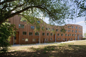 Nursery and Housing HQE Bruyn | Urbanizaciones | B612 Associates