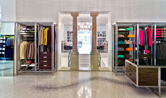 Anteprima´s Boutique in Mailand | Manufacturer references | Licht im Raum reference projects
