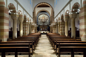 St. Antonius Basilika in Rheine | Manufacturer references | Licht im Raum