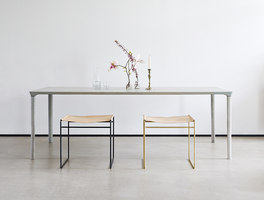 Concrete Table | Prototypes | Nina Mair