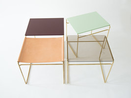 Tilda Table | Prototypes | Nina Mair