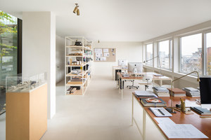 Penthouse Antwerpen | Office facilities | Hans Verstuyft Architecten