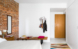 Pompeia Apartment (APE  62) | Living space | Vitro Arquitetura