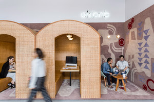 Airbnb Brazil | Office facilities | MM18 Arquitetura