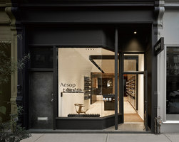 Aesop Queen Street West | Shop interiors | superkül