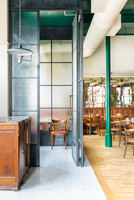 Vallier Restaurant | Ristoranti - Interni | Appareil architecture