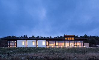 The Lookout At Broad Cove Marsh | Einfamilienhäuser | Omar Gandhi Architect Inc.