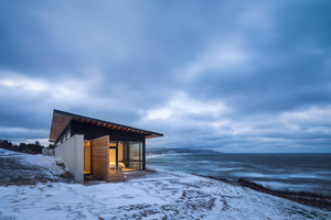 The Lookout At Broad Cove Marsh | Case unifamiliari | Omar Gandhi Architect Inc.