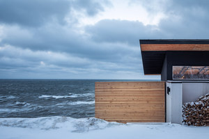 The Lookout At Broad Cove Marsh | Maisons particulières | Omar Gandhi Architect Inc.