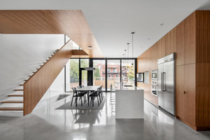 1st Avenue Residence | Adosados | Microclimat