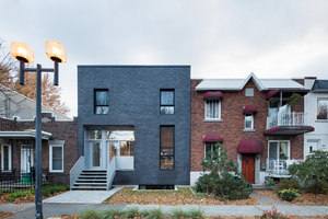 1st Avenue Residence | Semi-detached houses | Microclimat