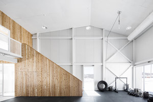 La Taule - Training center | Sports halls | Microclimat