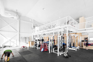 La Taule - Training center | Sporthallen | Microclimat