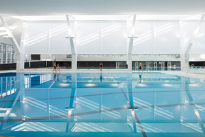 UBC Aquatic Centre | Indoor swimming pools | MJMA