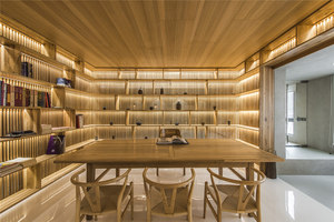 Haitang Villa | Living space | ArchStudio