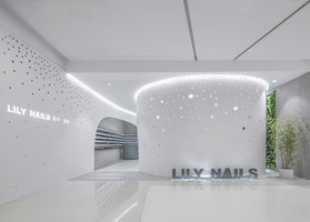 Lily Nails | Instalaciones Spa | ArchStudio