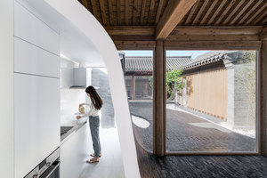 Twisting Courtyard | Detached houses | ArchStudio