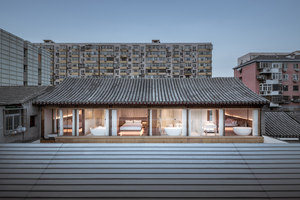 Layering Courtyard | Hotels | ArchStudio