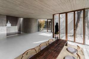 Waterside Buddhist Shrine | Sakralbauten / Gemeindezentren | ArchStudio