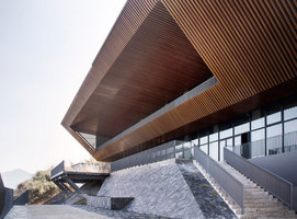 Qiandao Lake Cable Car Station | Infrastructure buildings | Archi-Union Architects