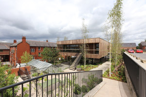 Maggie's Oldham | Therapy centres / spas | dRMM