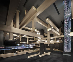 Xiangyang Fanyue Mall International Cinema | Shop interiors | One Plus Partnership