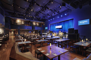 Blue Note Beijing Jazz Club | Bar interiors | Chiasmus Partners. Inc