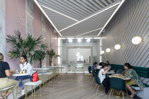 Antilope | Café interiors | Mass Operations
