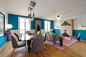 One Day In Paris | Living space | Dariel Studio