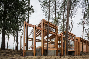 Pine Park Pavilion | Installazioni | DnA Design and Architecture
