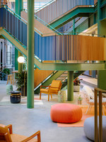 WeWork | Office facilities | Linehouse