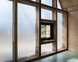 Wolfson Tree Management Centre Mess Building | Detached houses | Invisible Studio