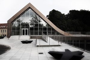 Mariehøj Cultural Centre | Church architecture / community centres | WE Architecture