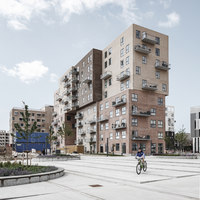Cubic Houses | Apartment blocks | ADEPT