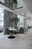 Flora Danica | Restaurant interiors | GamFratesi
