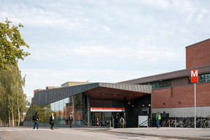 Aalto University Metro Station | Infrastructure buildings | ALA Architects + Esa Piironen Architects