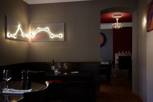 Restaurant Esskapade, Munich | Manufacturer references | benwirth licht reference projects