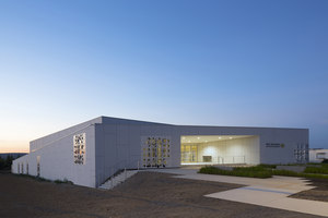 Sports Hall of the Jean-Louis Trintignant Middle School | Sports halls | NBJ architectes