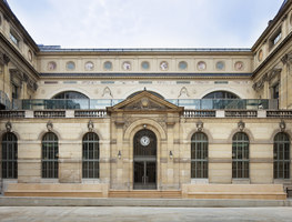 The Richelieu Quadrangle | Administration buildings | Bruno Gaudin Architectes