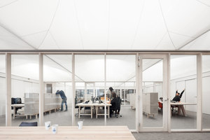 Interior Office of the Royal Tichelaar Factory | Edifici per uffici | Monadnock