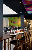 Piscine Molitor | Hotel interiors | Jean-Philippe Nuel