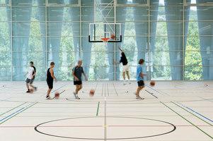 Sportausbildungszentrum Mülimatt | Sports halls | Studio Vacchini architetti