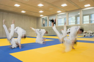 Sportausbildungszentrum Mülimatt | Palestre | Studio Vacchini architetti
