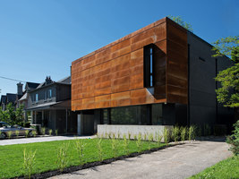 Heathdale Residence | Semi-detached houses | TACT Architecture and Design