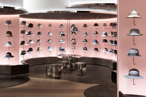 hat cloud | Shop interiors | nendo