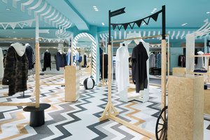 Key to style | Shop interiors | nendo