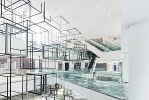 Siam Discovery – The Exploratorium | Negozi - Interni | nendo